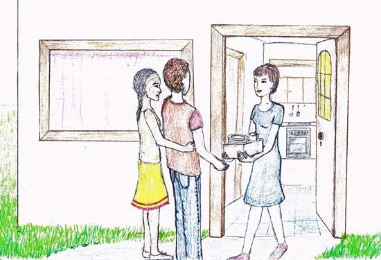 Kennenlernen meeting englisch