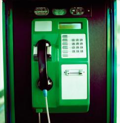Kartentelefon
