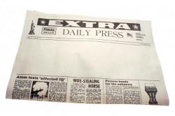 Schlagzeile