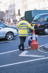 traffic warden