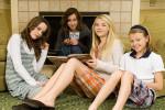 four-girls